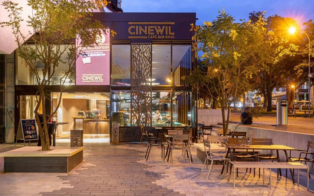Neueröffnung Cinewil