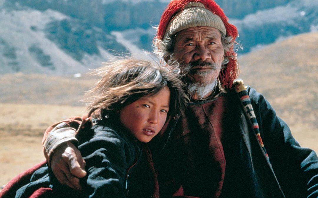 11. Tibet-Abend: Himalaya