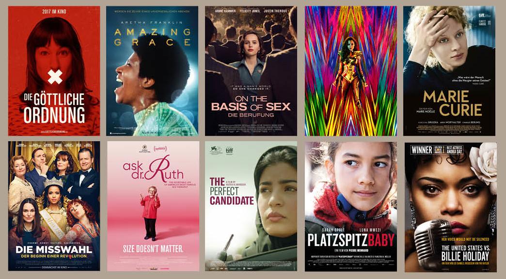 Kulturbühne 2021: Starke Frauen