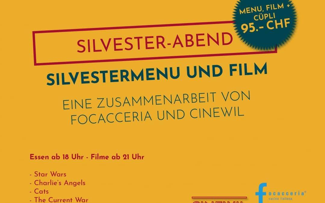 Silvesterabend mit Focacceria und Cinewil