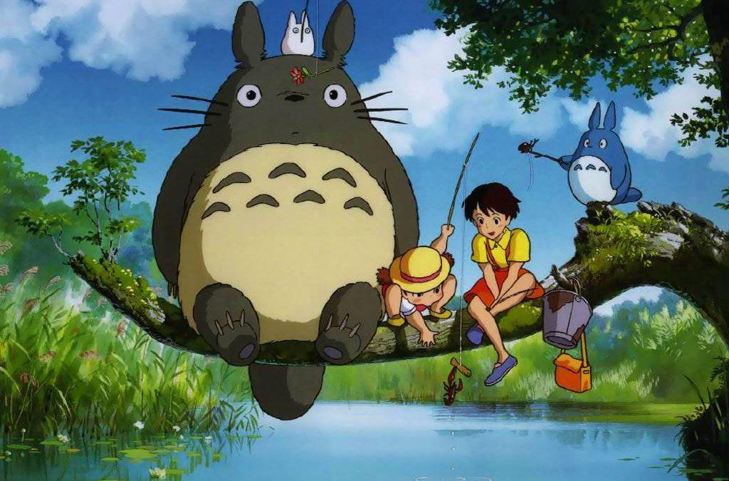 Mollys Filmpalast: Mein Nachbar Totoro