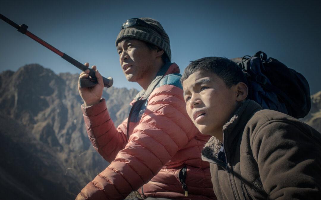 12. Tibet-Abend: Abgesagt, Neu die wahre Dokumentation The wall of shadows